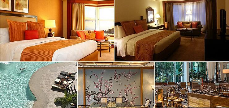 필클릭 필리핀자유여행 - 다이아몬드 호텔 Diamond Hotel